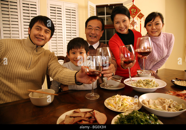 reunion dinner with family Preparing for the chinese new year reunion dinner is a must for the family on the eve of the festival kick-start your gastronomic journey with these dishes.