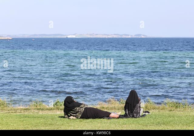 ocean beach single muslim girls The birth of halal holidays muslim women often go to dubai the women's beach is far enough away that men would get no more than a glimpse of a female body.