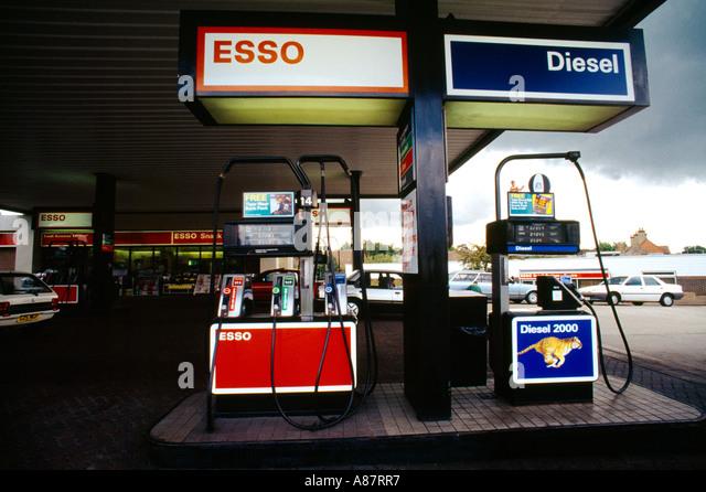 Esso Extra Car Wash