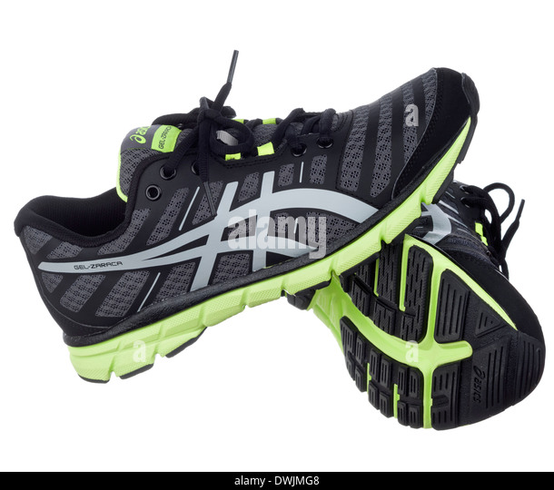 asics shoes ticker symbol