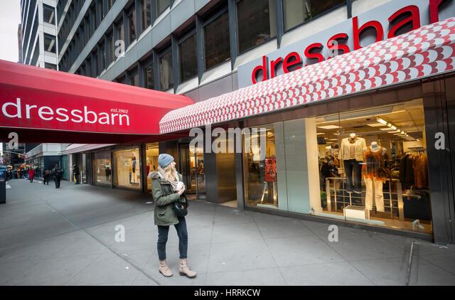 Clothing stores in manhattan