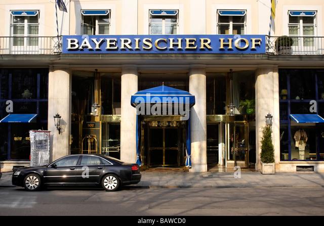 Munchen Hotel Bayerischer Hof