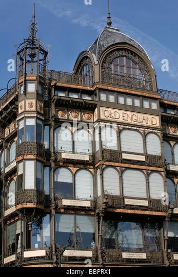 Bruxelles Art Nouveau Stock Photos Bruxelles Art Nouveau Stock Images
