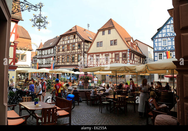 Lohr am main in main stock photos lohr am main in main for Heimbach lohr am main