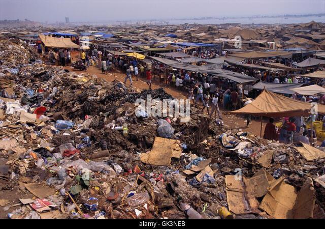 Slums Around The World (PHOTOS)