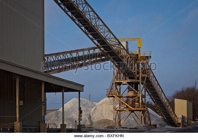 Limestone Crushing Plant : Crushing plant stock photos images