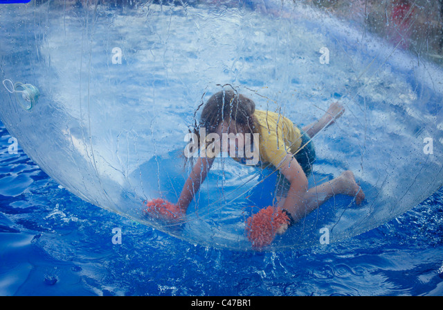 Ball pool children stock photos ball pool children stock - Swimming pool leipzig ...