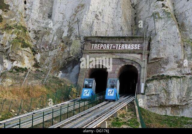 Funicular le treport seine maritime department haute - Haute normandie mobel ...