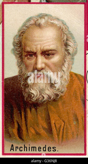 an overview of the accomplishments of archimedes a greek mathematician and scientist Archimedes (287-212 bc) was a great ancient greek mathematician and  scientist he lived during a time of turmoil and war archimedes was.