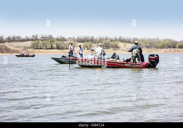 Crappie stock photos crappie stock images alamy for Crappie fishing boats