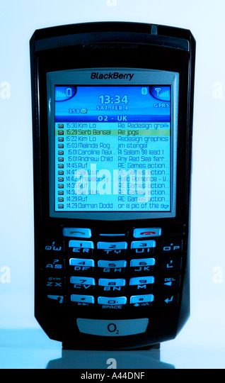 Blackberry research paper ZDNet