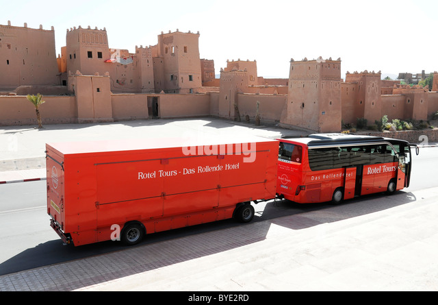 Western Europe Bus Tours