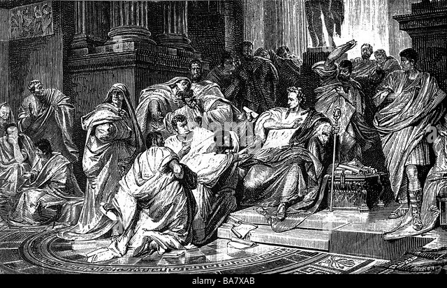 an analysis of the assassination of gaius julius caesar Assassination: gaius julius caesarcaius julius caesar, a roman consul, was a great leader and a terrible dictatormany of his reforms were excellent, but he also was.