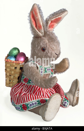 Tradition Folklore Germany Easter Bunny Stock Photos & Tradition ...