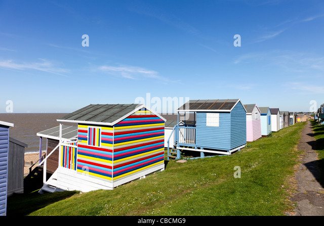 Newton By The Sea Beach Huts For Sale