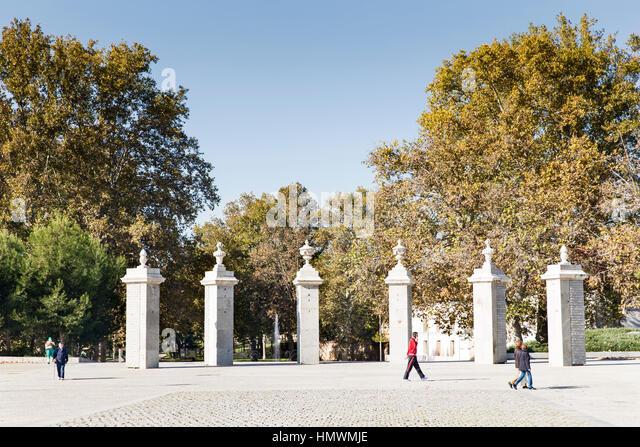 Madrid casa de campo park stock photos madrid casa de - Casa de campo park ...