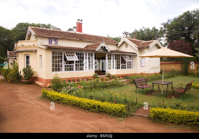 A Traditional Colonial Era Bungalow Now Hosts Tea Lounge Tranquilitea In Coonoor