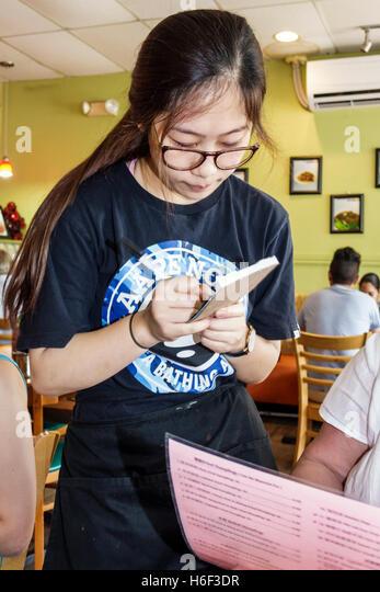 Waitress Waitresses Server Servers Employee Employees