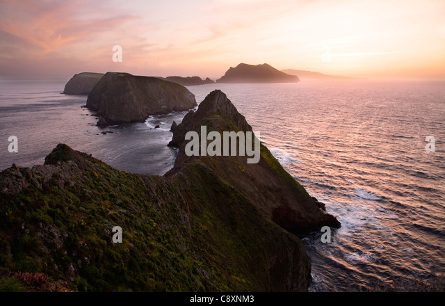 Channel Islands National Park Weather In December