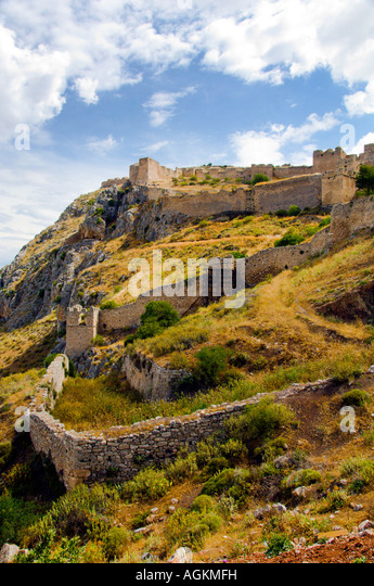 Acrocorinth Stock Photos & Acrocorinth Stock Images - Alamy