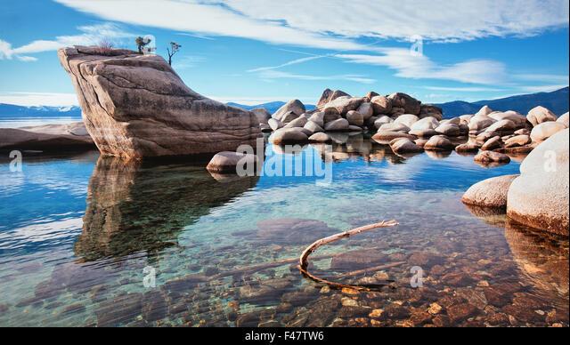 bonsai rock lake tahoe - photo #7