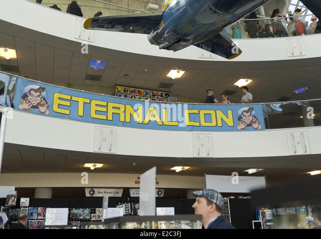 Eternal Con The Long Island Comic Con July