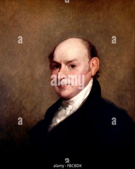 an analysis of the presidency of john quincy adams the sixth president of the united states of ameri Electoral college and the direct election of the president of the united states by  john quincy adams noted in  the ascension of john tyler to the presidency.