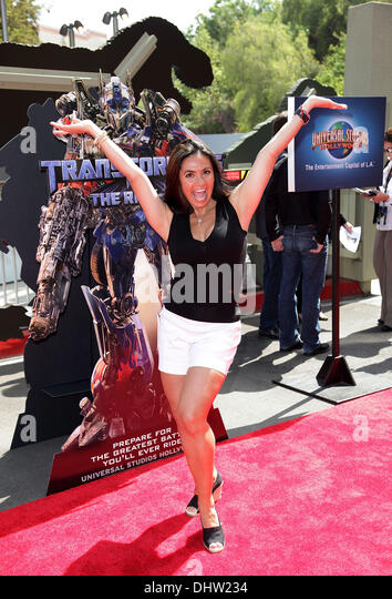 Menchaca stock photos menchaca stock images alamy penelope menchaca world premiere of universal studios hollywoods transformers the ride 3d voltagebd Image collections