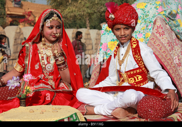 Child Wedding In India Stock Photos Amp Child Wedding In