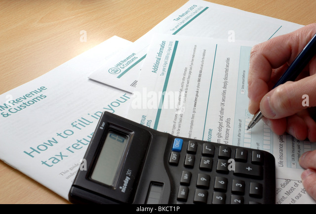 hmrc self assessment tax form online