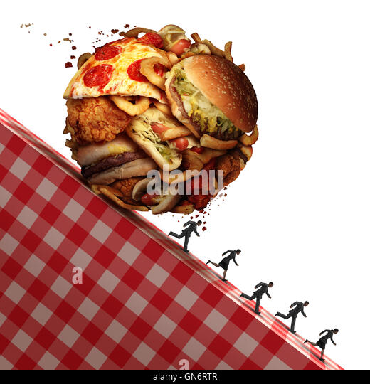What Is Inside Junk Food Or Fast Food