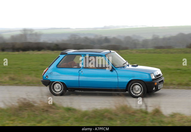 renault 5 turbo stock photos renault 5 turbo stock images alamy. Black Bedroom Furniture Sets. Home Design Ideas