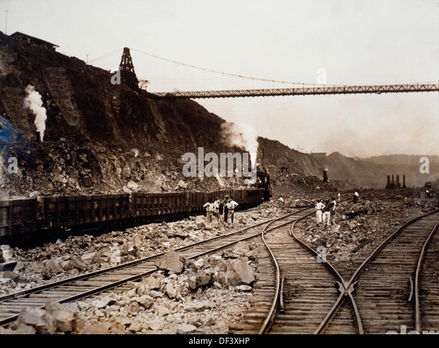 the historical construction of the panama canal United states construction of the panama canal, 1904–1914 john  the panama canal: the crisis in historical perspective (oxford university press, 1978.