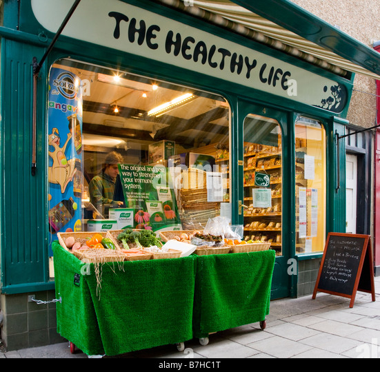 Health Food Shop Abergavenny