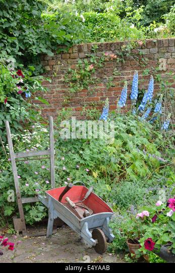 Vintage Gardening Tools   Stock Image