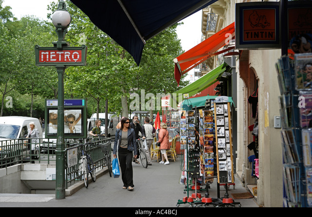 Boulevard saint germain paris stock photos boulevard saint germain pari - La quincaillerie boulevard saint germain ...