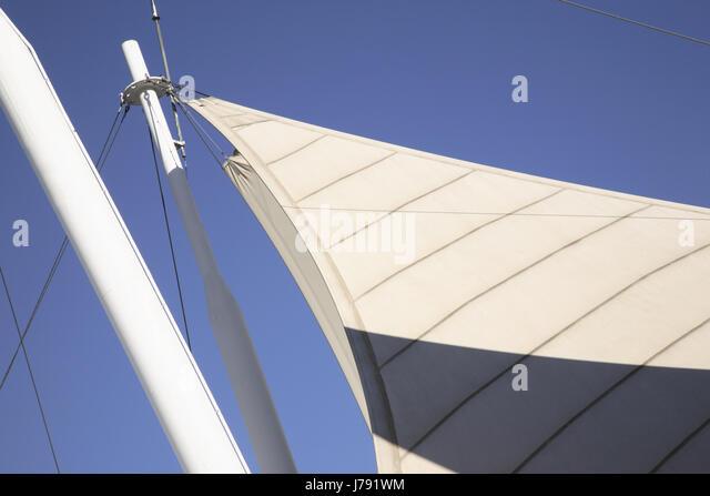 Triangle Shade Pole Wire Stock Photos & Triangle Shade Pole Wire ...