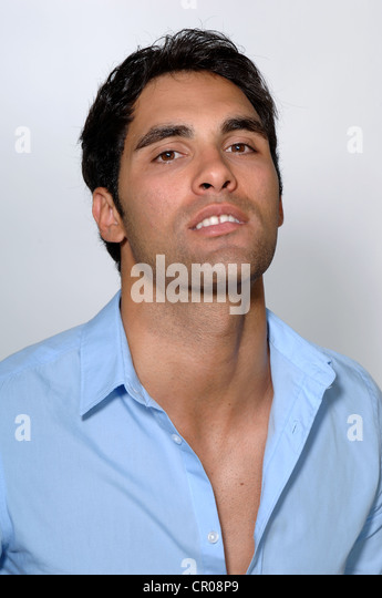 21 Year Old Man Beauty Portrait Stock Photos & 21 Year Old