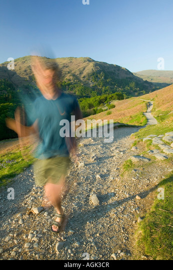 Bridal way stock photos bridal way stock images alamy for Terrace jogging track