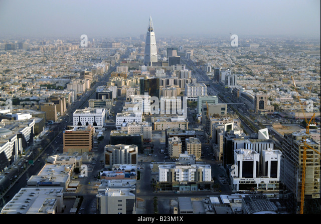 Riyadh Skyline Stock Photos & Riyadh Skyline Stock Images ...