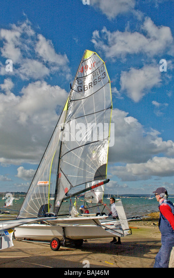49er dinghy stock photos 49er dinghy stock images alamy. Black Bedroom Furniture Sets. Home Design Ideas