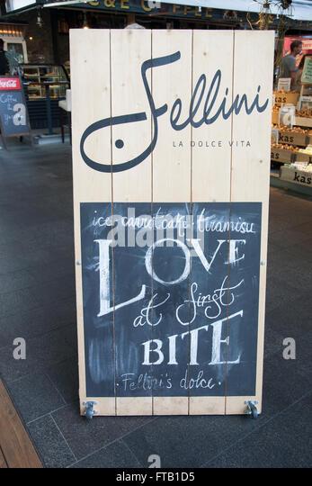 Fellini stock photos fellini stock images alamy for Fellini rotterdam