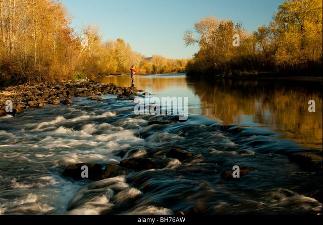 Boise idaho stock photos boise idaho stock images alamy for Boise river fishing