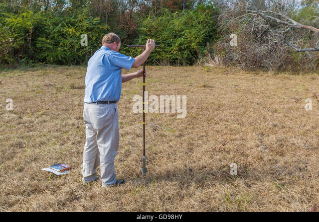 Soil test stock photos soil test stock images alamy for Where to find soil
