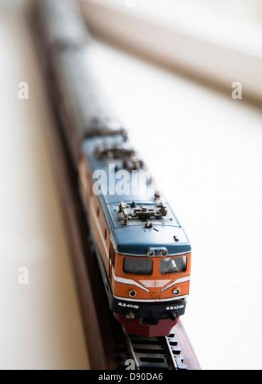 Model Of Swedish Rail Train Jennifer Akerman Tom Payne