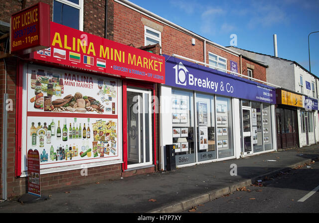 Eastern European Food Shops Wigan