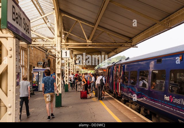 Trains From Bath Spa To London