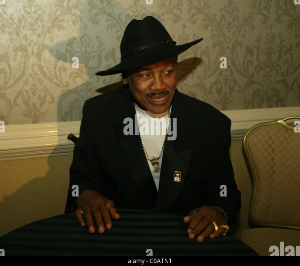 marvin hagler the annual fight night fight for children fundraising gala 2007 held at