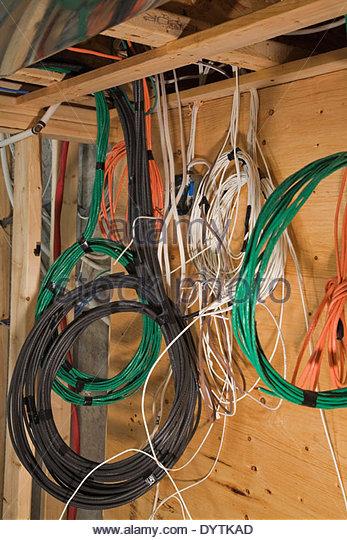 Attic Storage Unfinished Home