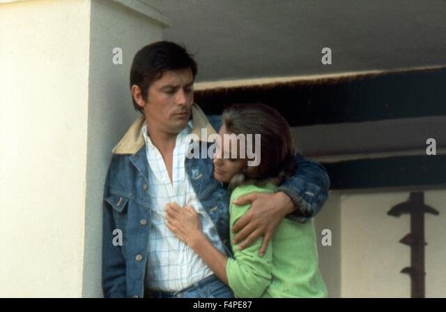La piscine 1968 stock photos la piscine 1968 stock for Alain delon la piscine